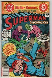 DC-Special-Series-5-1977-FN-VF-Superman-Spectacular-Lex-Luthor-Brainiac