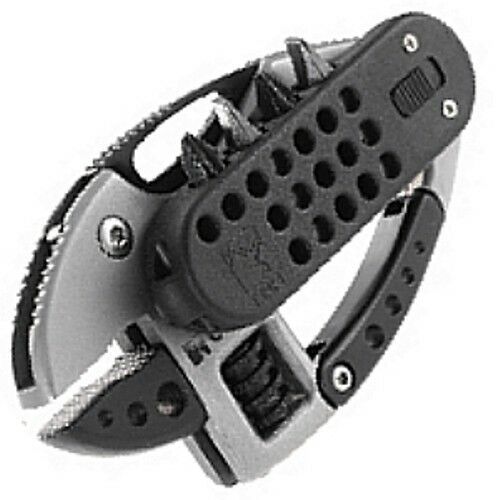 "Works Guppie Tool W//LED Light 3.5/"" 4.1oz 9070 CRKT I.D"