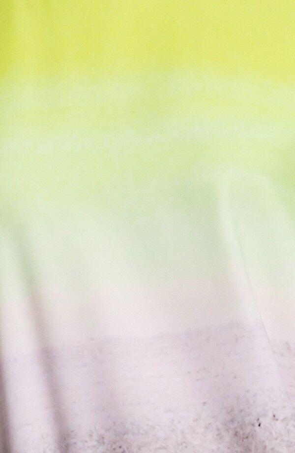Diane von Furstenberg Yellow Tara Tara Tara Blouson Dress ( Size 12) 7405d9