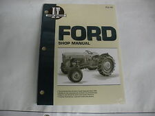 ford naa tractor i t fo 19 shop service repair manual ebay rh ebay com 1953 Ford Tractor Wiring Diagram 1953 Ford Golden Jubilee Tractor Parts