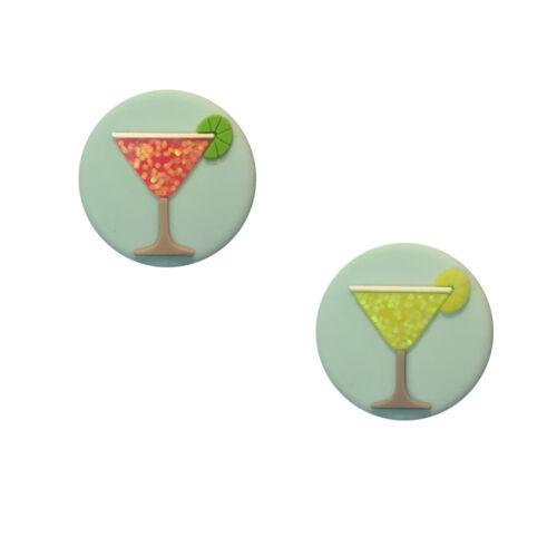 Pink Martini /& Lemon Drop Tennis Vibration Dampener 2-Pack by Racket Expressions