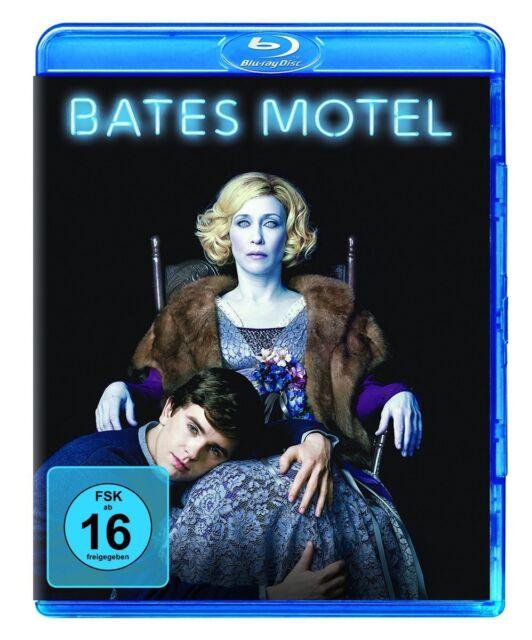 2 Blu-rays * BATES MOTEL - STAFFEL / SEASON 5 | FREDDIE HIGHMORE # NEU OVP +