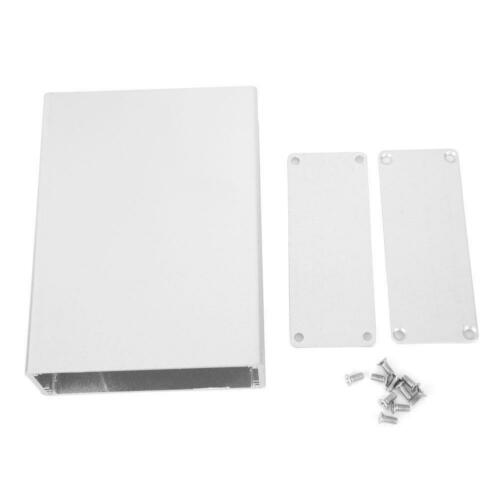 Enclosure Electronic DIY Protective Aluminum Cooling Case Box 29x74x100mm