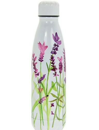 JDStainless Steel Insulated Water Hot//Cold Drink Bottle Vacuum Flask Fab Pattern