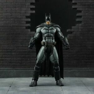 7-034-Armor-Batman-Arkham-Asylum-City-Bruce-Wayne-DC-Super-Hero-Action-Figure