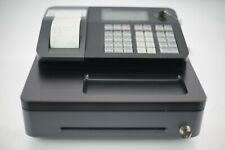 Casio Se S700 Electronic Cash Register Black With Keys