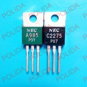 5 pcs NEC 2SC2320 TO-92 AUDIO POWER AMPLIFIER