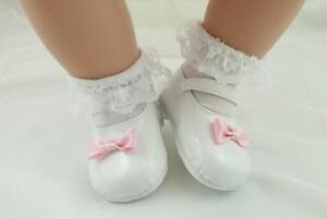 2019-White-Shoes-Cheap-Fit-For-22inch-Reborn-Baby-Fashion-Newborn-Handmade-Gifts