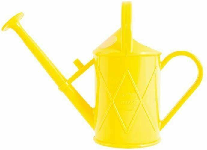Haws Heritage Watering Can Yellow 1 Litre 100-2-Yel