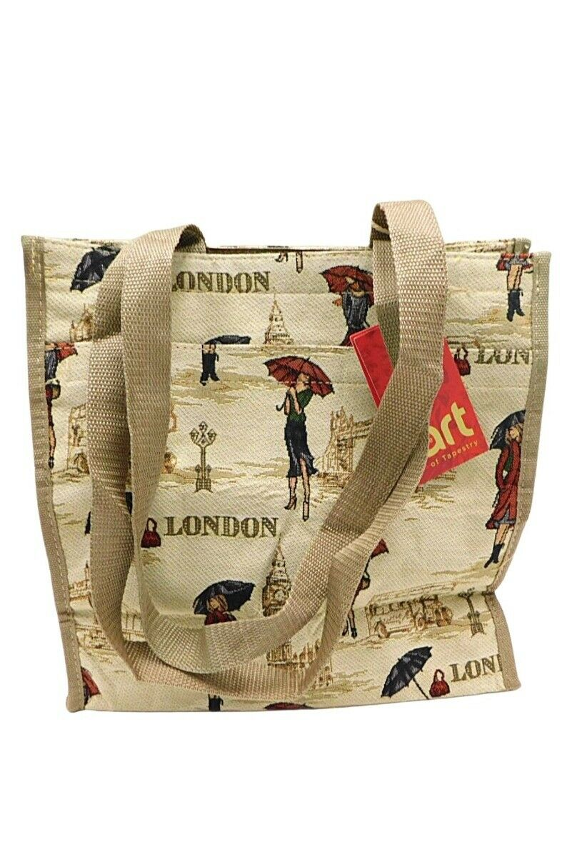 Signare tapestry shoulder bag - One Size