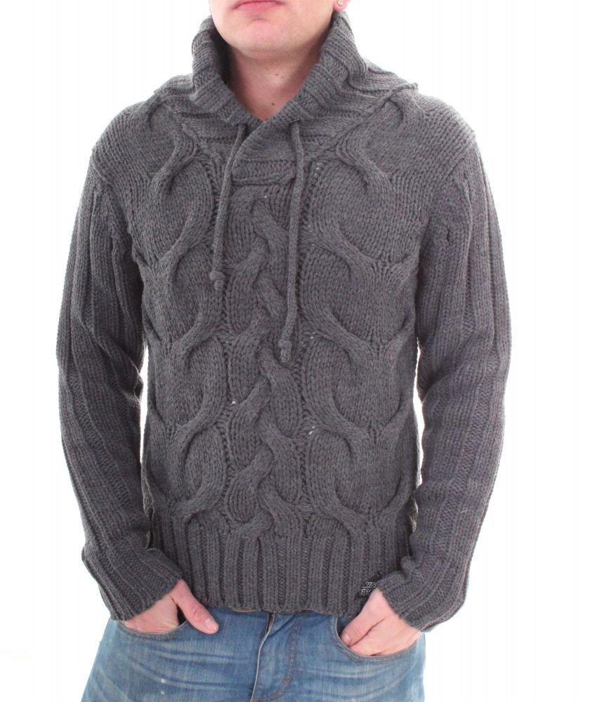 VSCT Luxury Pullover Knit graphite | Roman