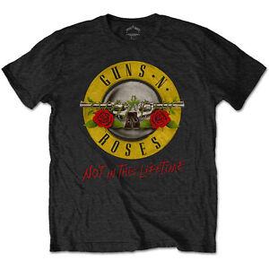 Guns-N-039-Roses-Not-In-This-Lifetime-Tour-2017-Shirt-Official-Merch-M-L-XL-Neu