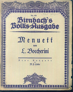 034-Menuett-034-L-Boccherini-alte-Noten-uebergross