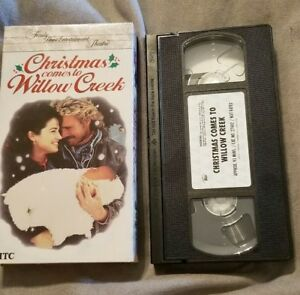 Christmas Comes To Willow Creek.Details About Christmas Comes To Willow Creek 1993 Vhs John Schneider Preowned Free Ship