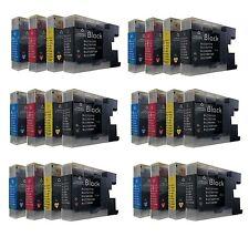 24 für Brother MFC-J825DW,MFC-J6510DW MFC-J6710DE MFC-J5910DW DCP-J525W DCP-J725