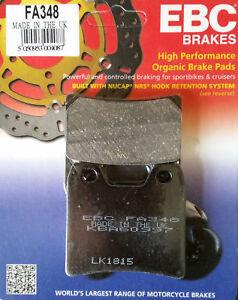 EBC-Brake-Pads-Rear-Yamaha-FZS1000-Fazer-2001-2005-XJR1300-2001-2015-FA348