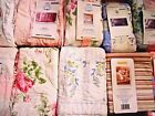 Simply Shabby Chic Pillow Sham:Roses Patchwork Ikat Garden  Stripe Quilted