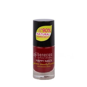 Nail-Polish-Organic-Benecos-Red-Cherry-5-ML