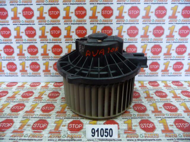 Genuine Toyota Parts 87103-07020 Heater Fan//Motor Assembly
