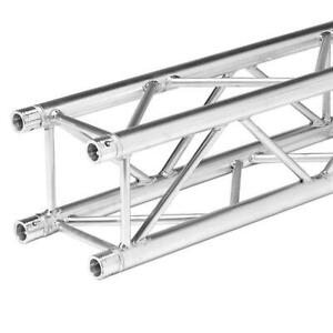 Global-Truss-8-2-Foot-Straight-Square-Truss-Segment-for-F34-Trussing-SQ-4113