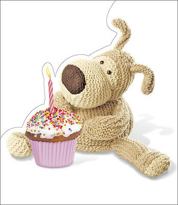 Boofle Birthday Card Make A Wish Official Boofle Female Greeting Cards New