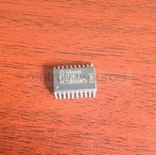 1PCS BTS728 BTS728L2 Smart High-Side 2-Ch Power Switch