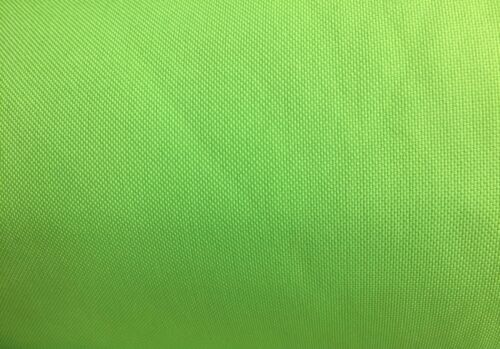 BTY Lime Green Marine PVC Vinyl Canvas Waterproof Upholstery Outdoor Fabric