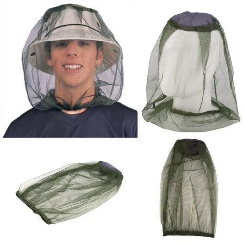Hat Cap Anti-Moskito Outdoor Angeln Camping Sommer praktisch hochwertig