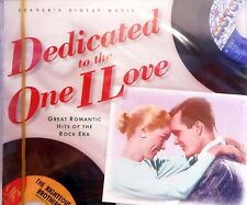 CD - Dedicated to the One I Love Reader's Digest (4 Discs) - Various Artists  NM