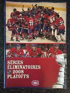 2008-Montreal-Canadiens-Playoff-Ticket-Booklet-W-Tickets-NHL