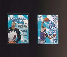1997-98 Fleer Soaring Stars #5SS Marcus Camby Toronto Raptors