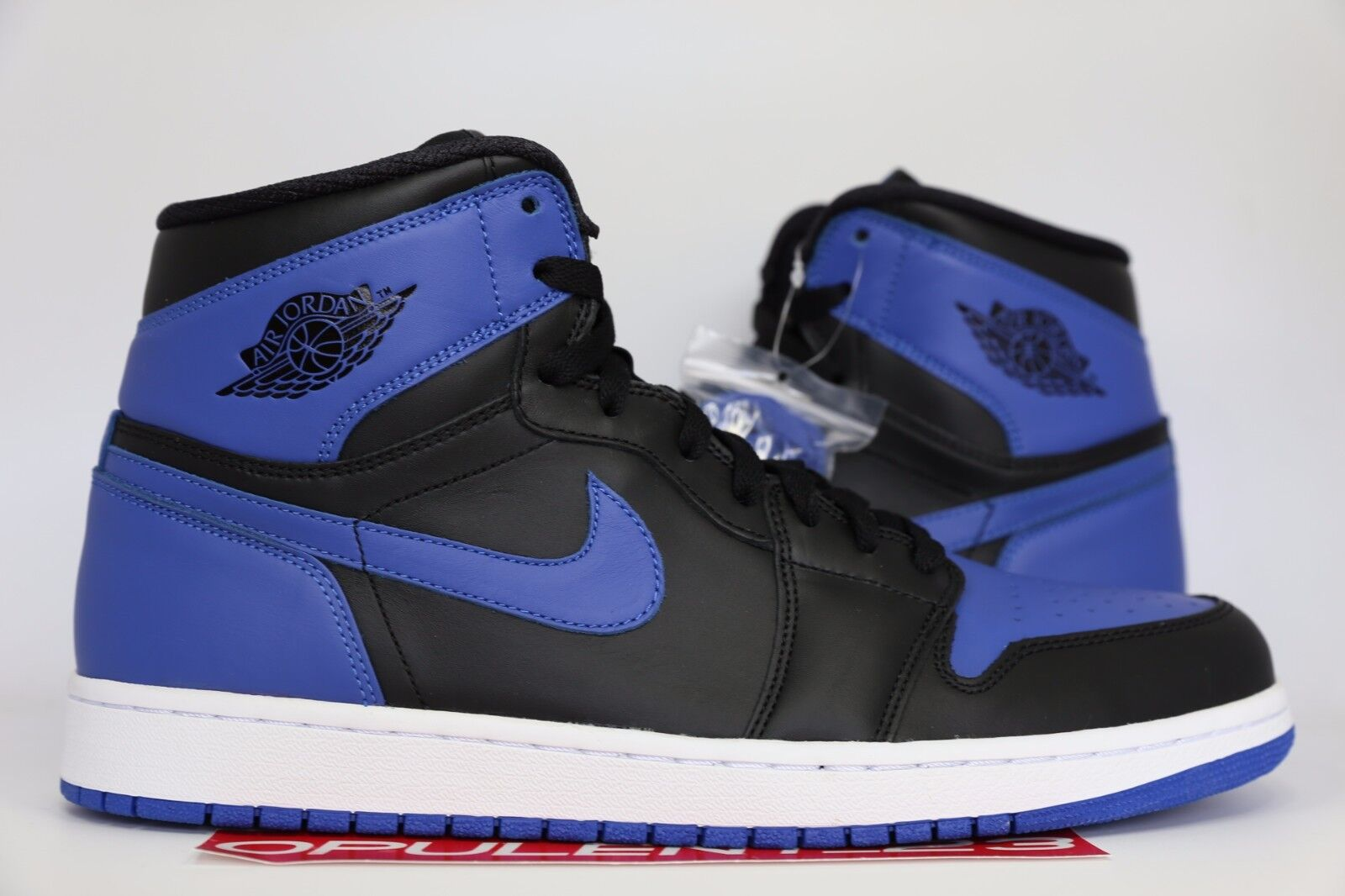 DS 2018 NIKE AIR JORDAN 1 RETRO I HIGH OG ROYAL 100%AUTHENTIC 555088 085 SIZE 12 Comfortable and good-looking