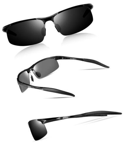 para sol hombre la de conducci polarizadas Gafas de moda de tAvRqx