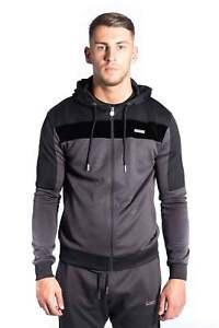 tricot Foray hoodie Heren houtskool Invictus BwttqP