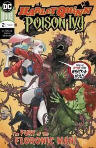 Harley-Quinn-amp-Poison-Ivy-2-DC-Comic-1st-Print-2019-unread-NM