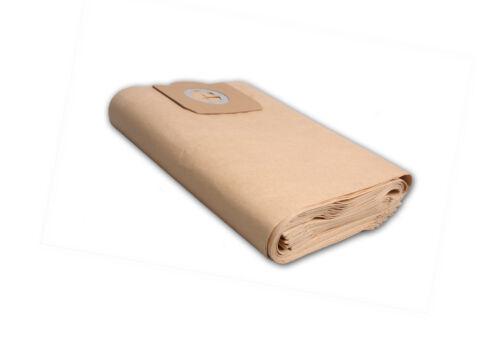 10 Nilfisk WAP Alto Aero 640 Sacchetto per Aspirapolvere Sacchetto Polvere Sacchetto filtro