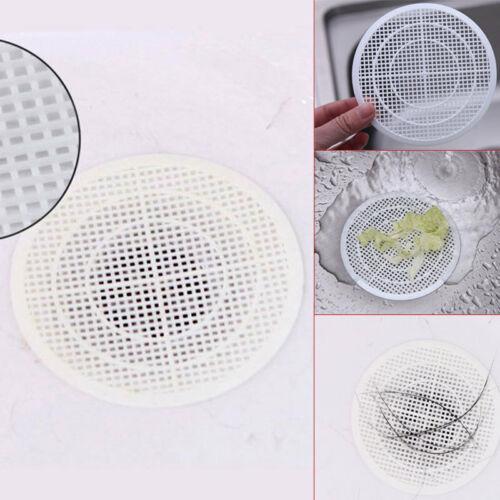 Bath Sink Strainer Shower Drain Cover Trap Basin Filter Net Hair Catcher S DVH
