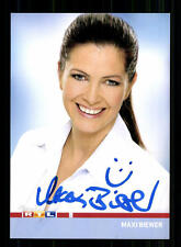 Maxi Biewer RTL Autogrammkarte Original Signiert # BC 84972