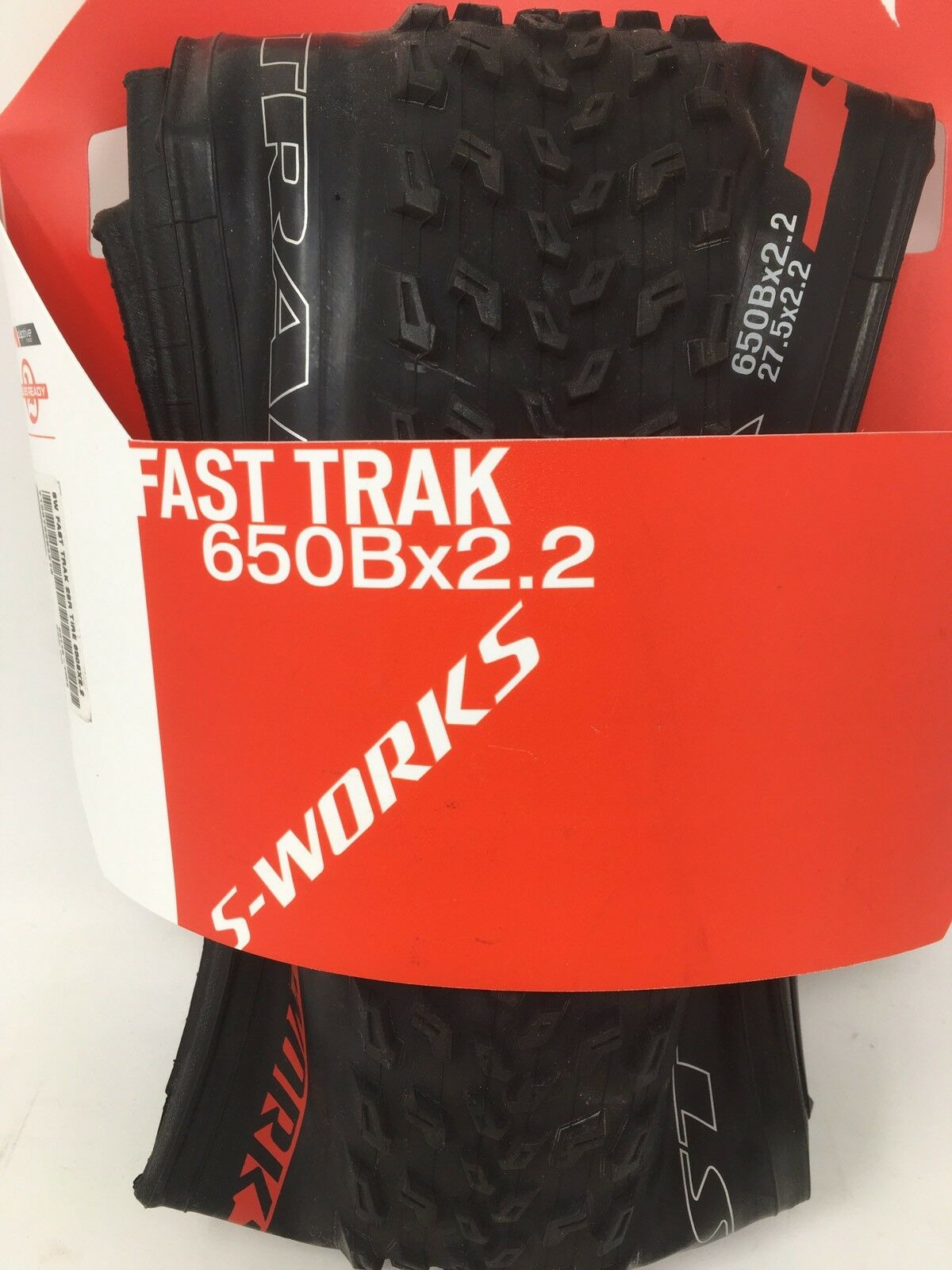 NEW Specialized S-WORKS  FAST TRAK Mountain Bike Tire 650B x 2.2 2Bliss Tubeless  cheap and top quality