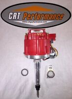 Chevy Inline 6 - Straight 6 194-216-235 Hei Distributor Red - Crt Performance