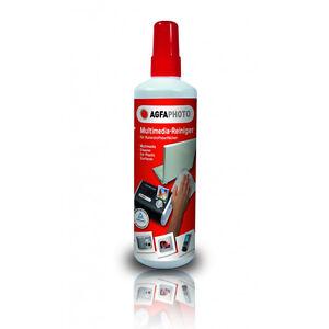 AgfaPhoto-Multimedia-Kunststoff-Reiniger-Pumpspray-Digitalkameras-Camcordern-MP3