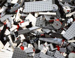 Star-Wars-LEGO-250-g-Mixte-de-briques-plaques-pieces-amp-PIECES-Bundle-Job-Lot