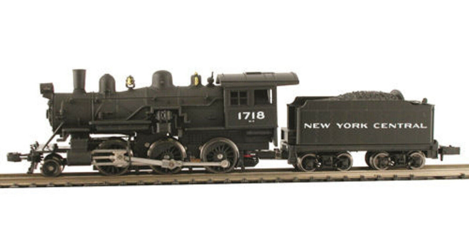 Model Power 876071 N Scale NYC New York Central 2-6-0 Mogul W DCC Sonido