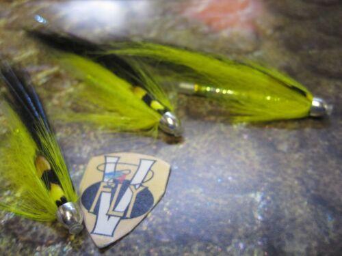 ca. 3.81 cm CAMPER Ultimate Posh Tosh Conehead Tubo Salmone Mosche /& vibrazioni V1 3 V FLY 1.5 in