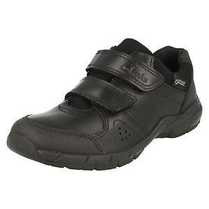 46 EU Puma Minions Suede V PS Clarks Zevi Fun GTX Junior Boys School chaussures en noir Black Leather 1½ G  28 EU  HauteRose) 3w1c8