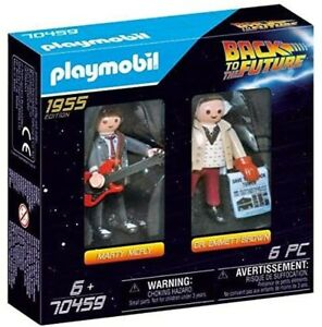 Playmobil-70459-Volver-Al-Futuro-Marty-McFly-y-Dr-Emmett-Brown