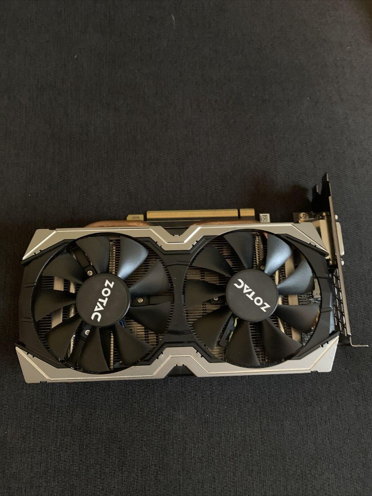 Zotac GeForce GTX 1060 6GB AMP! Edition Graphics Card