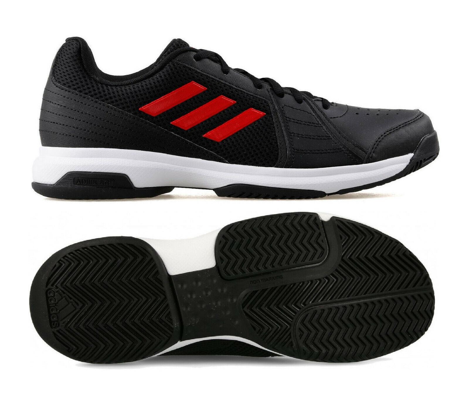 Adidas Para Hombre Zapatillas Adidas enfoque Tribunal Zapatillas Tenis Zapatillas Para Hombre Al Aire Libre