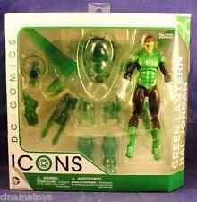 "DC Comics Direct Icons n. 09 6"" Action Figure GREEN LANTERN Hal Jordan Deluxe"