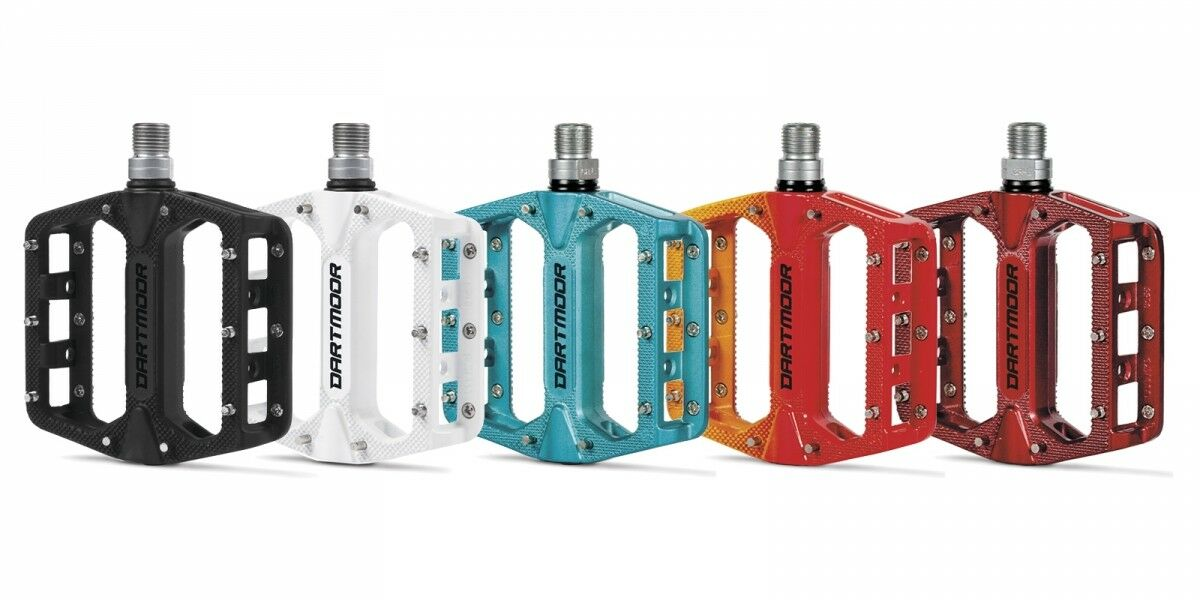 Dartmoor STREAM Pro  pedals (color options)